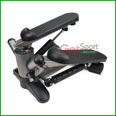 搖擺式踏步機(外向槓桿式)(企鵝機/液壓腳踏機/瘦腿/扭腰健走機/有氧/父親節禮物)