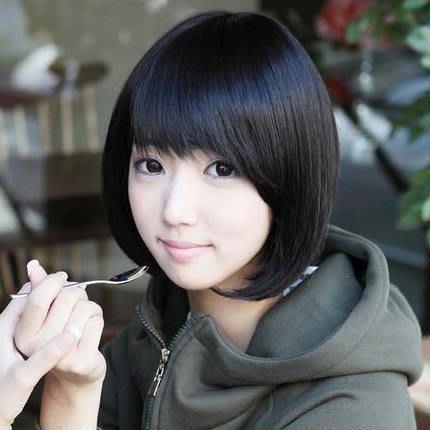 水媚兒假髮8LWHH ♥透氣半手鉤 甜美學生款♥ 100%真髮 預購