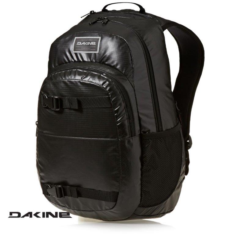 美國極限運動品牌 Dakine 黑色 時尚 後背包(預購)