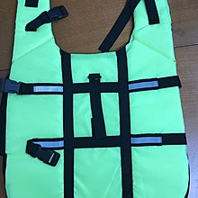 PB201842- 12吋長狗仔學游水救生衣。