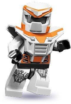 現貨【LEGO 樂高】積木/ Minifigures人偶系列: 9代人偶包抽抽樂 71000   #13 戰鬥機器人