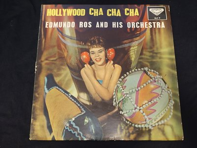 【柯南唱片】Edmundo Ros // Hollywood Cha Cha Cha>>日版LP