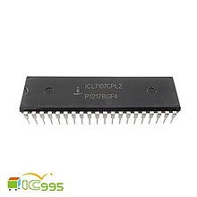 ic995  ICL7107CPLZ DIP~40 LCD LED 顯示 3.5位 模數