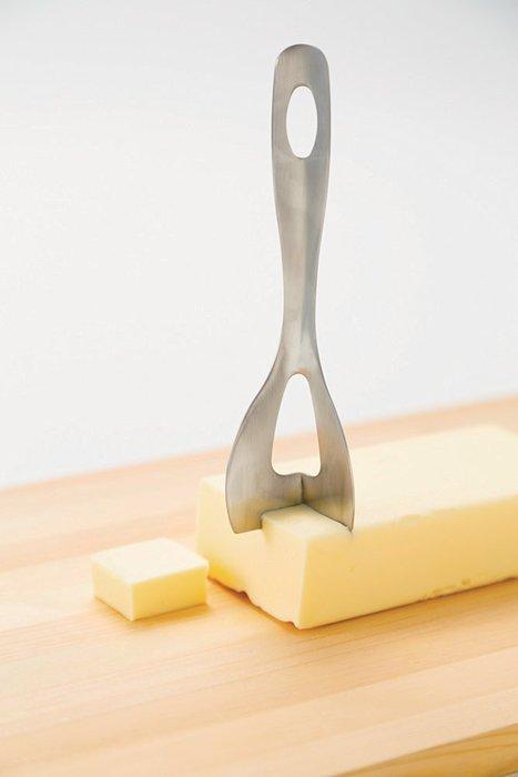 ~小胖 ~   Kai 貝印 不鏽鋼 方型奶油刀 奶油切割器 奶油切刀 ~ 製