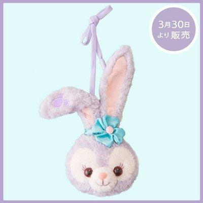 尼德斯Nydus~* 日本 東京迪士尼海洋限定 達菲熊 Duffy 新朋友 史黛拉兔 Stella Lou 零錢包
