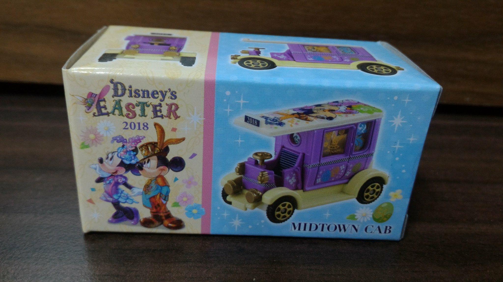 Tomica 東京迪士尼 2018 復活節