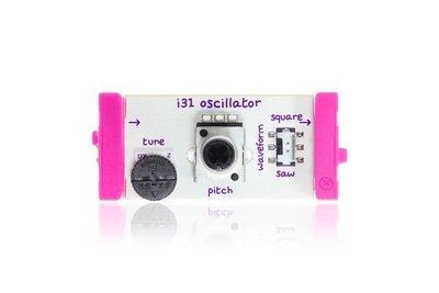 美國 littleBits 零件 (input): oscillator (8折出清)