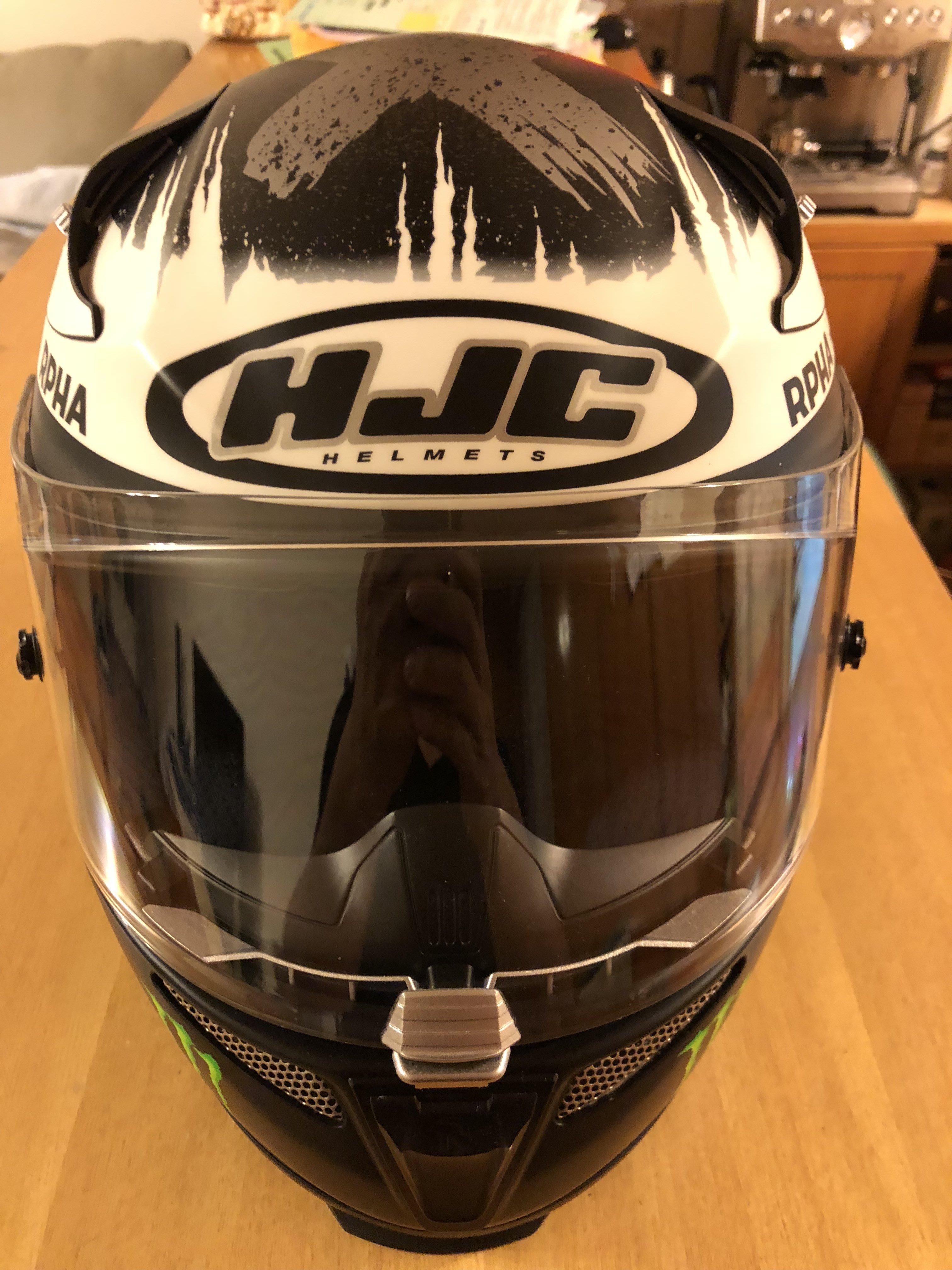 HJC RPHA 10 PLUS LORENZO SPEED MACHINE 速度機器 頂級 全罩 安全帽