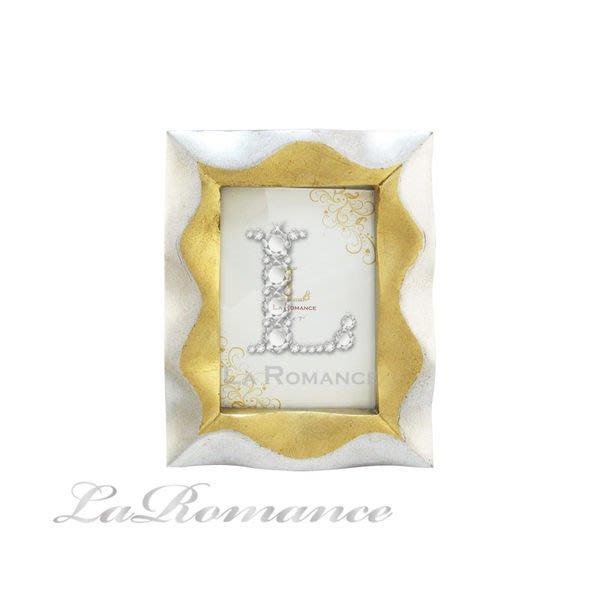 【芮洛蔓 La Romance】 Milano 系列歐式經典相框(中) - 漣漪/相本照片紀念日結婚禮物