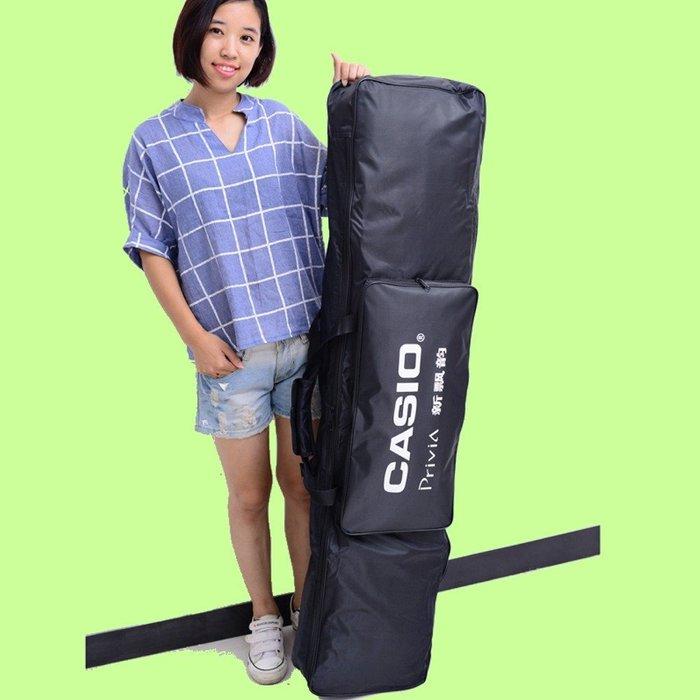 5Cgo~權宇~卡西歐CASIO88鍵 電子琴袋 後背包手提兩用CDP 120 130 2