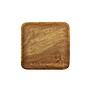 【UP101】【WIDE VIEW】原木質感印花小方盤...