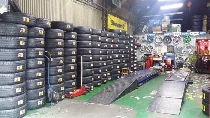 日本東洋輪胎 265/70/16 新胎 清庫存 買一送一 售完為止