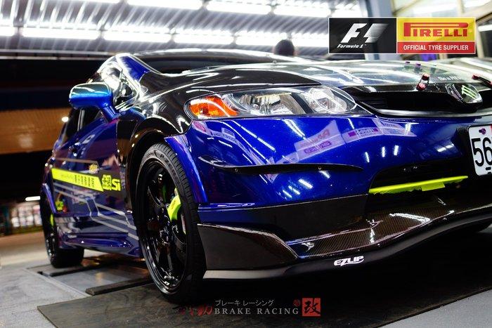 倍耐力 PIRELLI new P-ZERO PZ4 225-40-18 高階街跑胎 駕馭您的愛車準備好了嗎 / 制動改