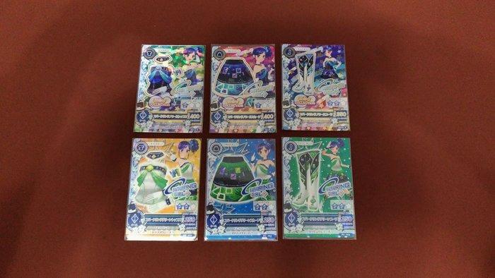 偶像學園 第一季 第五彈 靛藍星空彩鏡系列 霧矢葵 05-14R  05-18R 05-22R 贈異色組