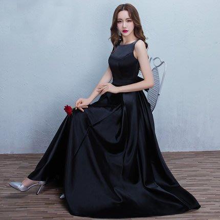 【曼妮婚紗禮服】3件免郵~結婚敬酒禮服 婚禮 宴會 修身顯瘦長禮服C849