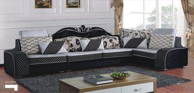 【大熊傢俱】 9075 沙發  布沙發 L型沙發 功能沙發 多件沙發組 椅子 沙發 休閒沙發 客廳沙發