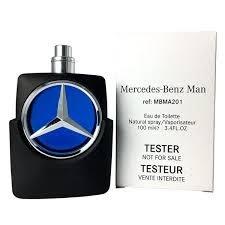 Mercedes Benz 賓士 Star of the King 男性淡香水 100ml TESTER無蓋【小7美妝】