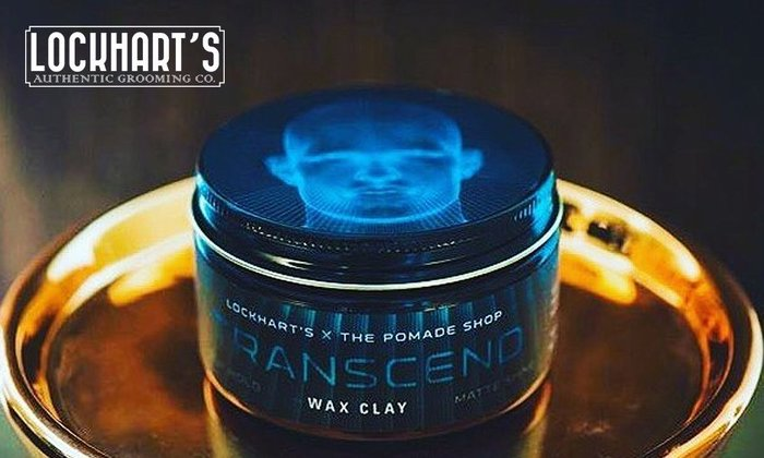 GOODFORIT / 美國Lockhart's Transcend Wax Clay Hybrid改良式無光澤強黏髮泥
