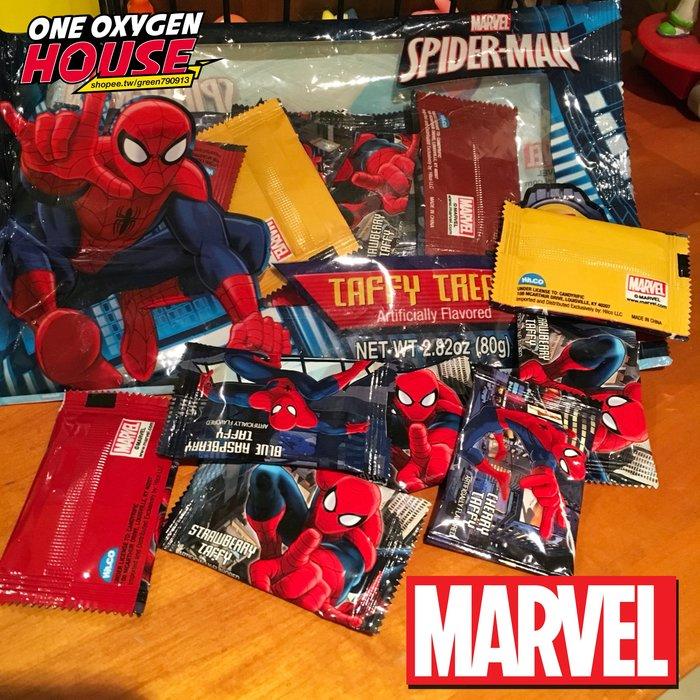 美國代購 MARVEL 蜘蛛人 軟糖 漫威 糖果 散裝 軟糖