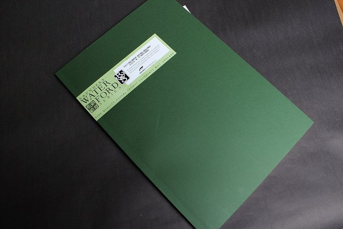 【Artshop美術用品】英國 山度士 WATERFORD 純棉水彩本 300g (8K) 膠裝15入 #11