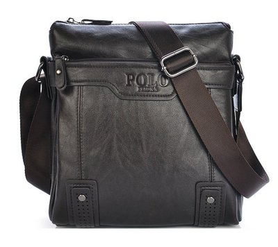 費迪卡保羅男包 時尚商務男士背包 單肩包斜跨手提包 公事包
