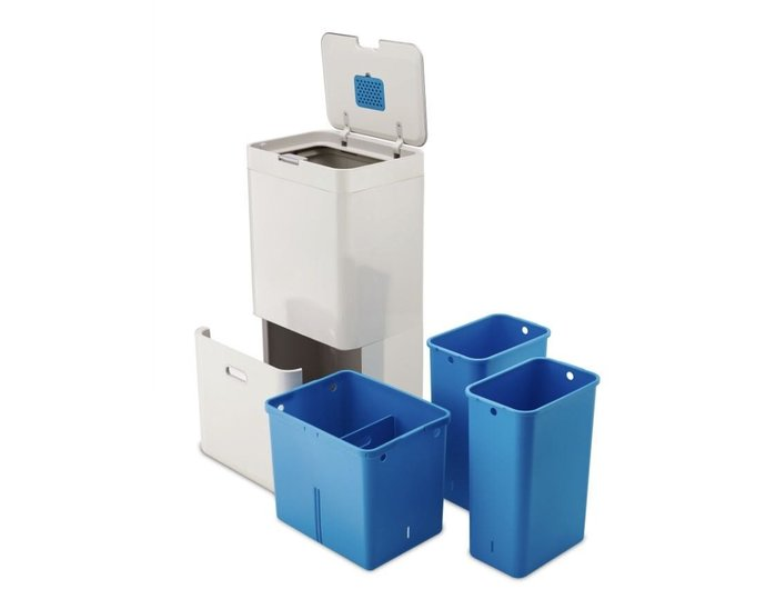 100%正品英國代購🇬🇧英國創意生活用品 Joseph Joseph  智慧分類垃圾桶 58 L 英國直送🇬🇧