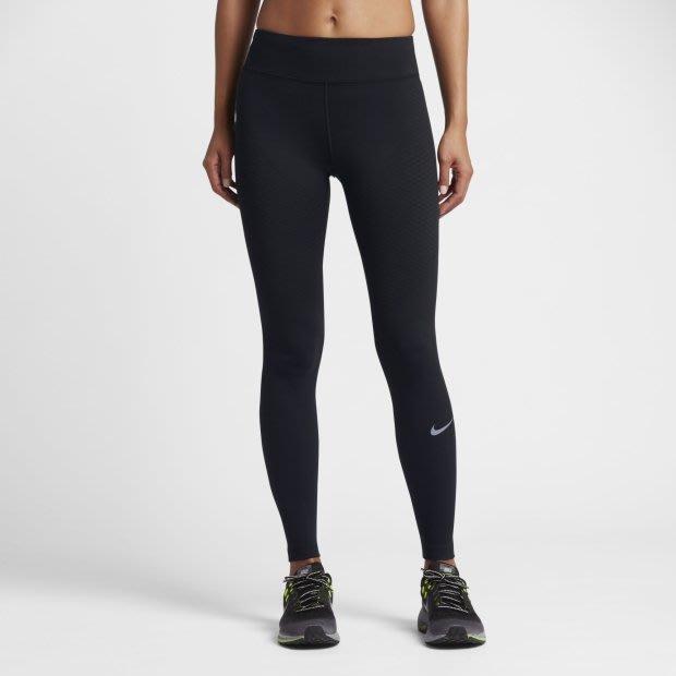 [歐鉉]NIKE ZONAL STRENGTH 黑 訓練 慢跑緊身褲 內搭褲 運動長褲 女生 831129-014
