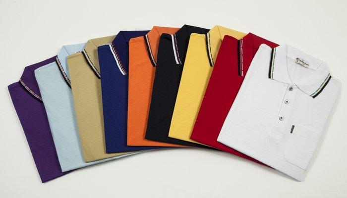 [蒂衣精品團體服]1300-短袖TCPOLO衫(此款為一般進香廟會穿的,材質比較薄)-制服工作服班服系服科服社服進香廟會