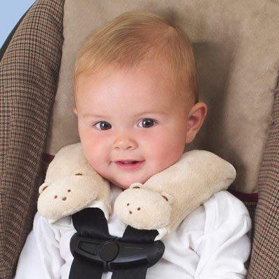 美國Summer Infant 寶寶肩頸保護墊-米色(77490)