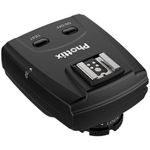 呈現攝影-Phottix Odin ll TTL  for Nikon Rx(單接收器) 無線閃燈觸發器2.4G TTL