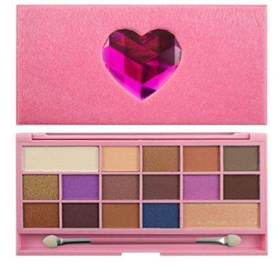 【愛來客】新款英國Makeup Revolution Unicorn Love 粉紅獨角獸 眼影盤