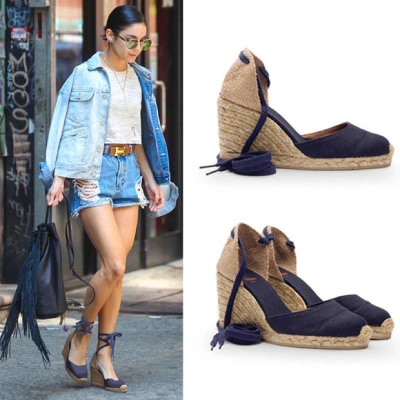草編涼鞋 楔型鞋 厚底鞋 綁帶包頭鞋 漁夫鞋 羅馬鞋 鬆糕鞋 歐美時尚