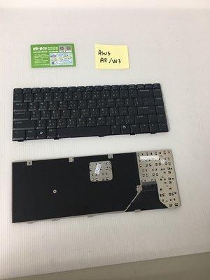"**NB-pro""華碩X80/W3/A8/A8S/X81S/Z99J/A8J/Z99H/Z99S鍵盤全新只要$1200"