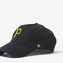 ~YZY ~47 BRAND PIT PIRATES 匹茲堡海盜 老帽 復古帽 老爺帽 M