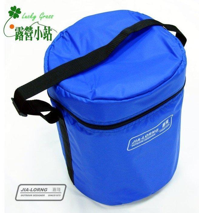 露營小站~【BG-004】JIALORNG 5公斤瓦斯桶 袋