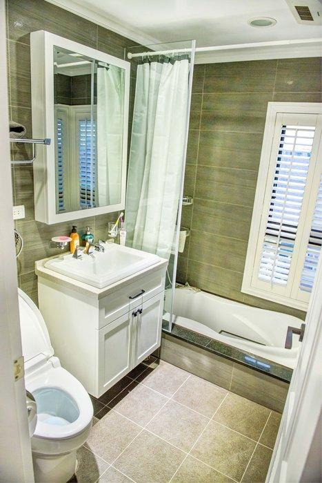 浴櫃 烤白漆  人造石  大理石   收納櫃  浴室浴櫃【 帷圓  定制 】