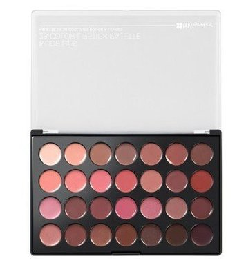 【愛來客 】美國bh Nude Lips - 28 Color Lipstick Palette 28色唇彩盤 口紅盤