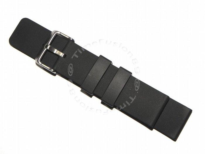 22mm 橡膠錶帶 Fits Hamilton 漢米爾頓LUMINOX 雷明時 cK