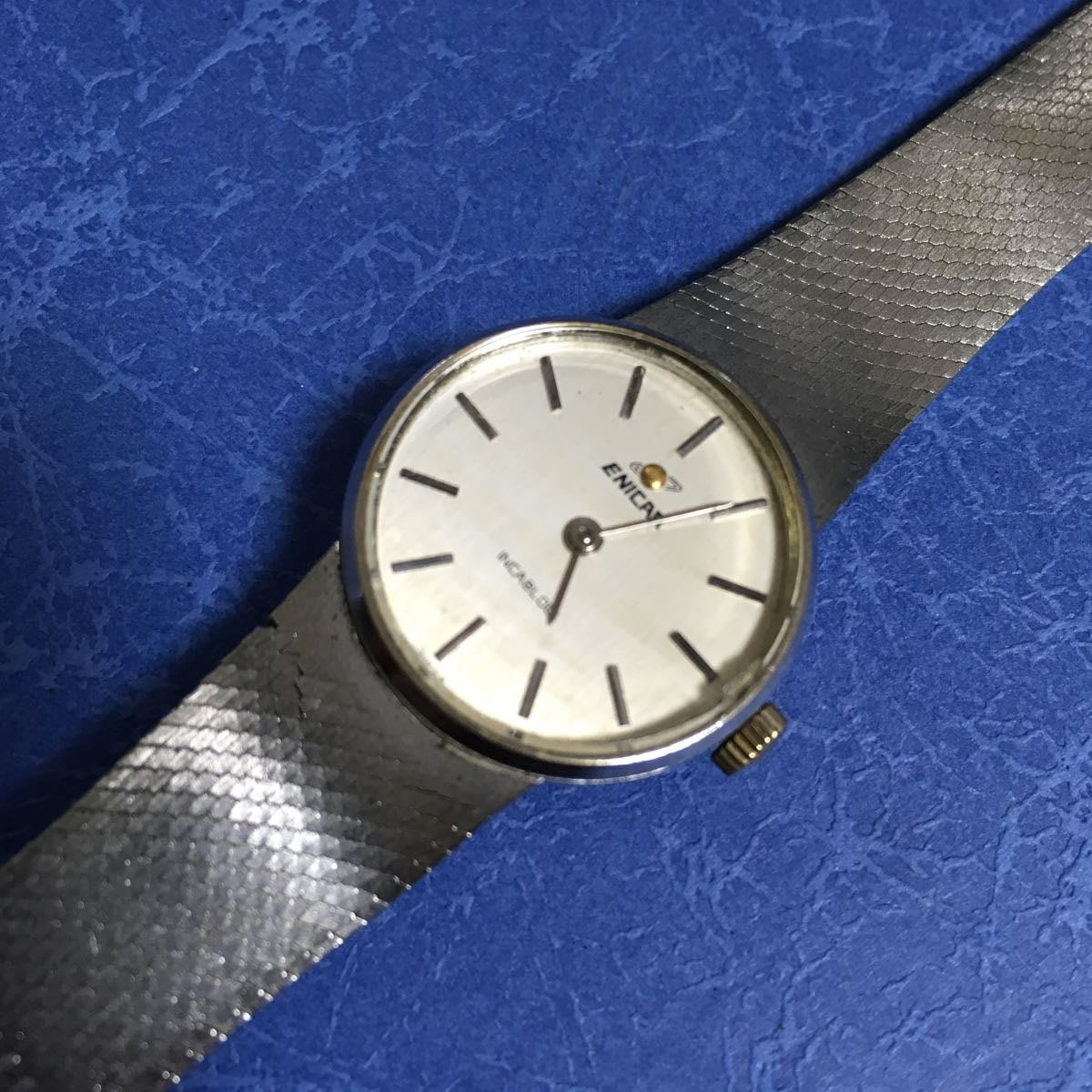 ENICAR古董女士手錶