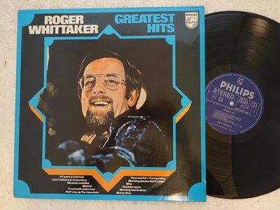【柯南唱片】Roger Whittaker (羅傑惠特克)//6412 300 >>荷版LP