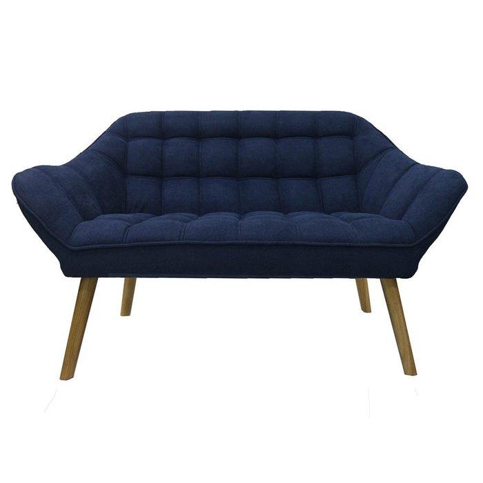 【YOI傢俱】博尼雙人沙發 芥黃/灰色/寶藍3色可選 YAQ-8904-2 (另有單人/3人沙發賣場)