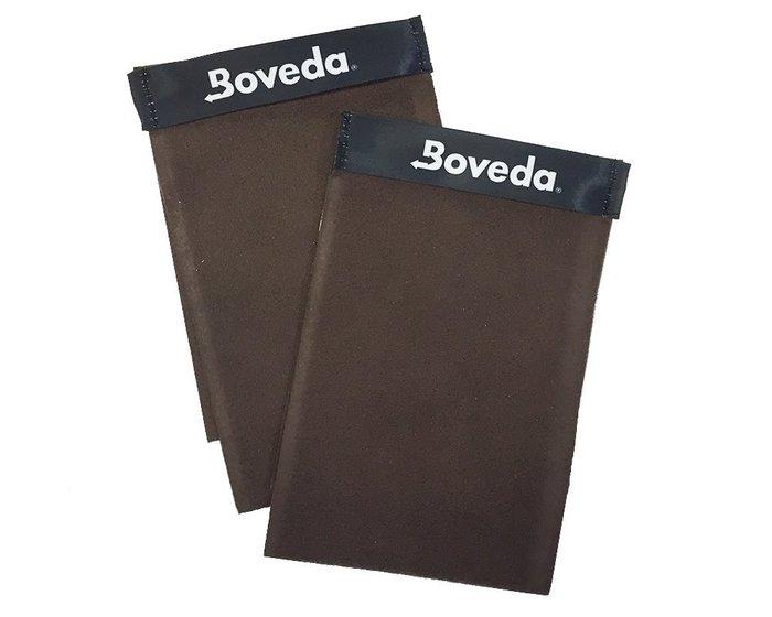 《小山烏克麗麗》美國製 Boveda 49% 49 雙向除濕包的保護棉包 保護套 (可裝2包)