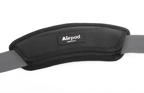 呈現攝影-MATIN 氣墊減壓墊 (弧型) 背包減重墊 止滑功能 相機背包用 舒適 減重 防滑 ※