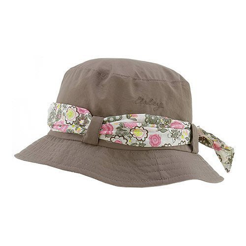  The Dood Life Eisley Kalea / UPF50+ 防風防曬防水 絲帶飾邊 戶外漁夫帽
