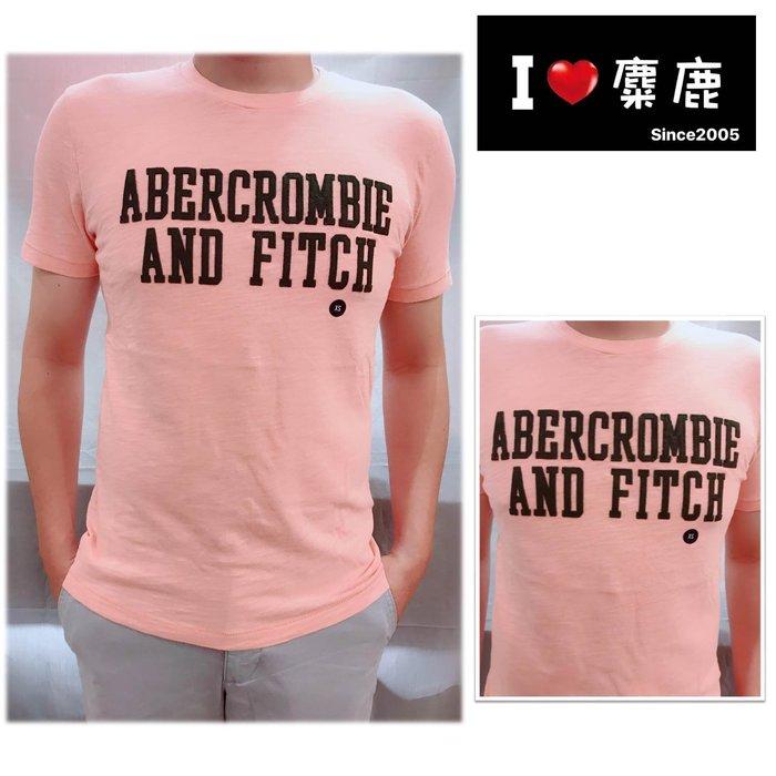 2018 A&F 新款標誌短袖 T 恤 Abercrombie & Fitch 我愛麋鹿 AF 正品專賣店