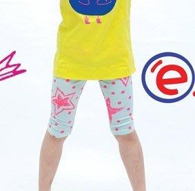 【班比納精品童裝】星星點點內搭褲-藍/白 兩色可選