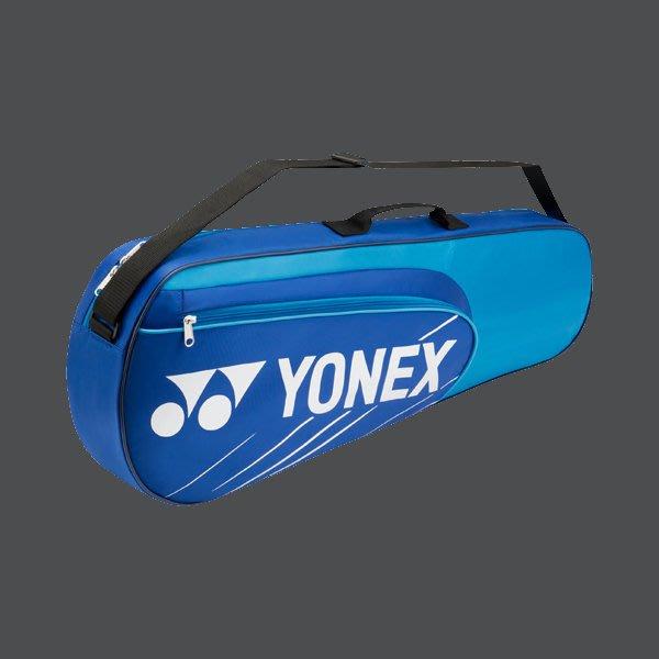【凱將體育*羽球專業店】Yonex專業3支裝側背拍包(BAG4723EX)