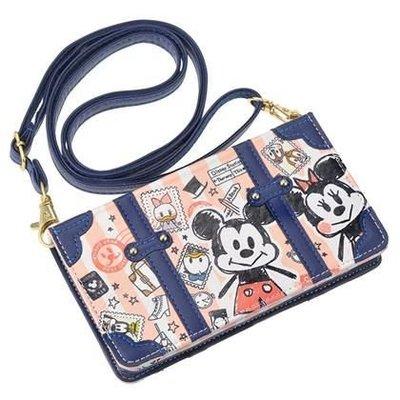 尼德斯Nydus~* 日本迪士尼商店 D-TECH Disney store 米妮 Q版 手繪風 軟殼 手機殼 iphone 5 5S