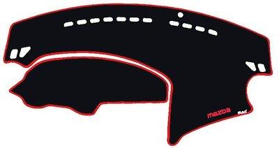 【小韻車材】 MAZDA 3 馬自達 馬3 馬三 汽車 避光墊 運動風 跑車風 賽車風 黑紅配色