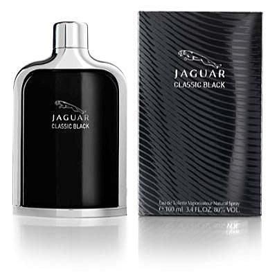 Jaguar 積架 黑爵 男香 Classic Black 100ml TESTER包裝 無蓋【小7美妝】
